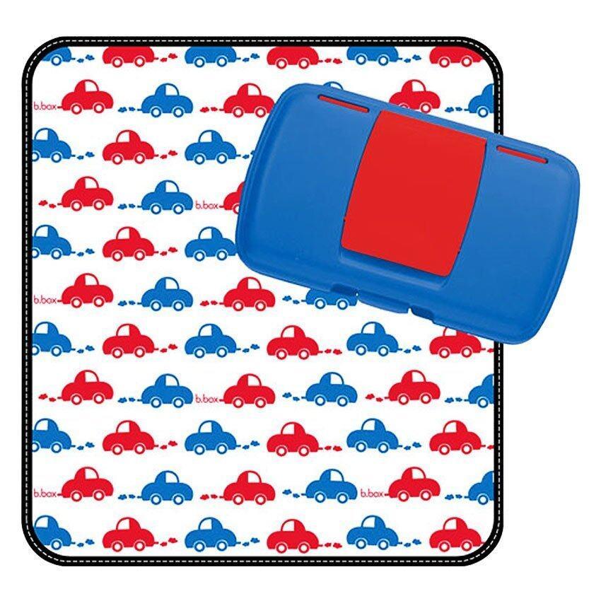กล่องเปลี่ยนผ้าอ้อมอเนกประสงค์ B.Box – ลายรถยนต์