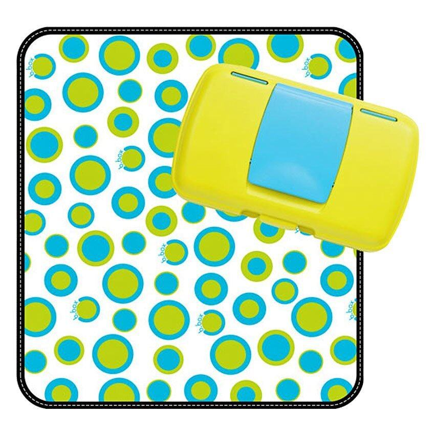 กล่องเปลี่ยนผ้าอ้อมอเนกประสงค์ B.Box  - ลายวงกลม