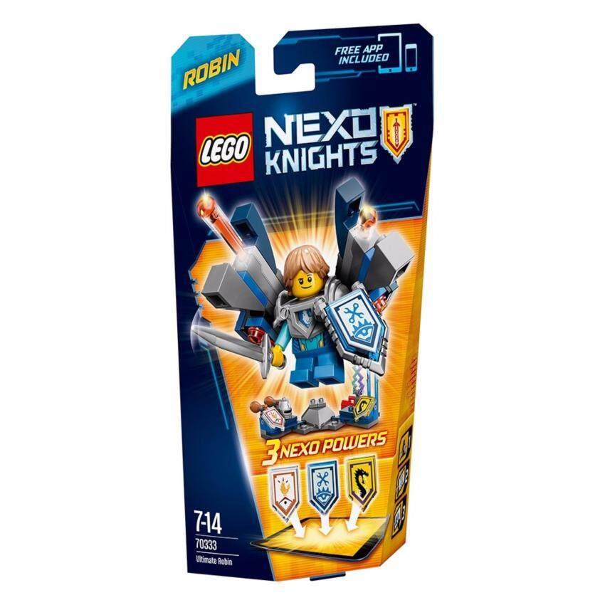 LEGO ตัวต่อเสริมทักษะ เลโก้ บีบี 2016 คอนฟิเดนเชียว บีบี 2016 นิว ออฟเฟอร์ 1 เฮทวาย 4 - 70333