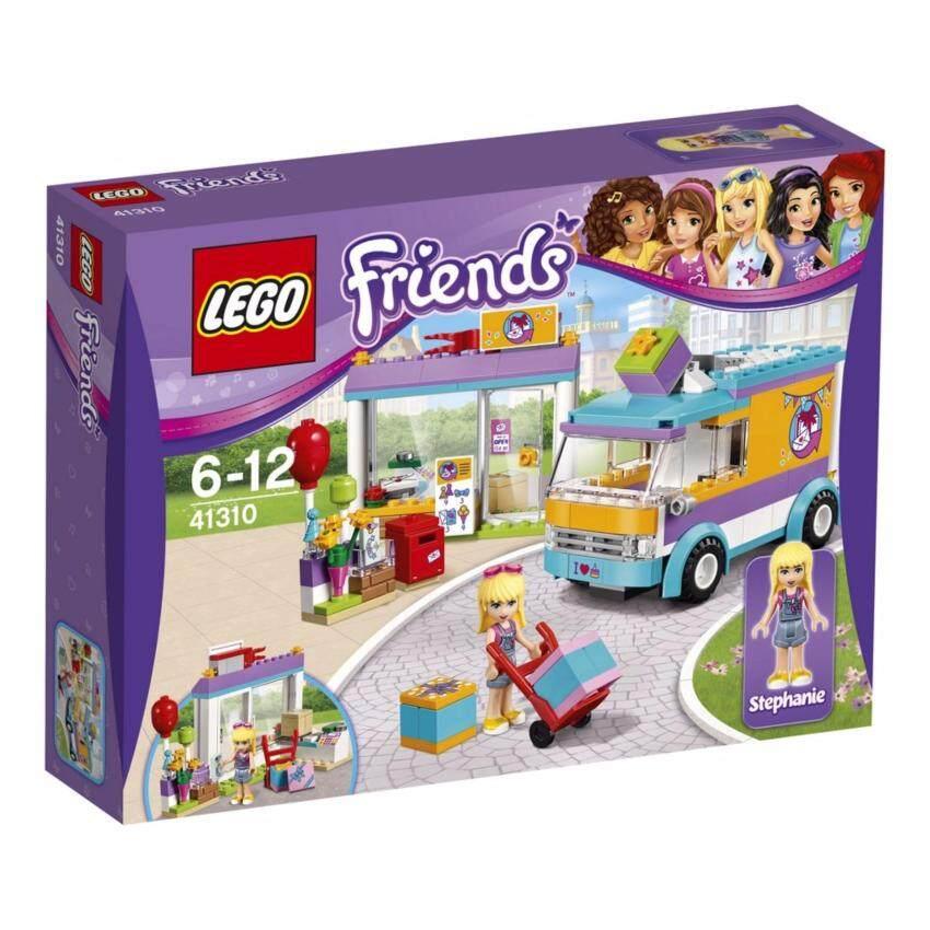 LEGO ตัวต่อเสริมทักษะ เลโก้ เลโก้ เฟรน ฮาร์ทเลค กิฟท์ เดลิเวอรี Heartlake Gift Delivery - 41310