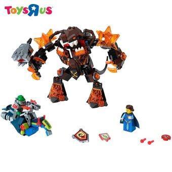 LEGO® NEXO KNIGHTS™ Infernox captures the Queen 70325