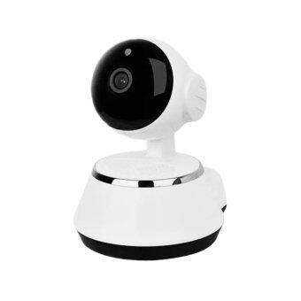 Mini WIFI HD720 3.6mm Lens Baby Monitor For Iphone Android Computer EUPlug - intl
