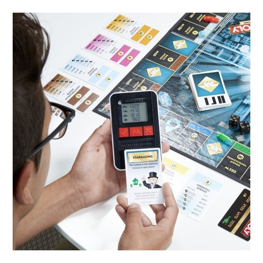 Monopoly Game: Ultimate Banking Edition - intl