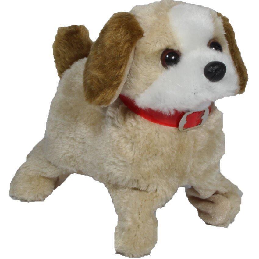 RWR TOY ของเล่น ตุ๊กตา สุนัขตีลังกา VR301 ...
