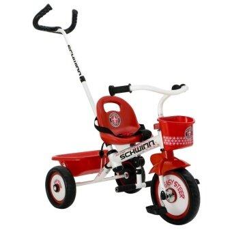 Schwinn รถสามล้อ Easy Steer Tricycle, Red/White