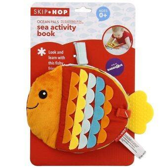 Skip Hop Skip hop Sea activity book - ocean pals