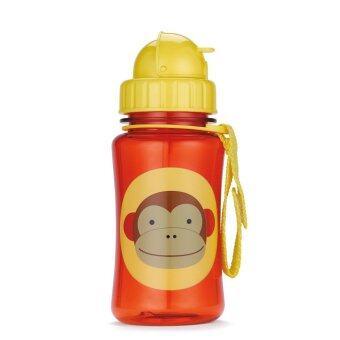 Skip Hop Zoo Straw Bottle, Monkey