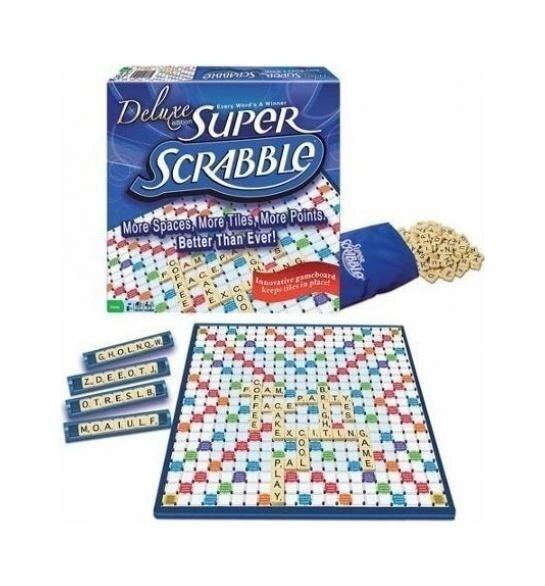 Super Scrabble - intl ...
