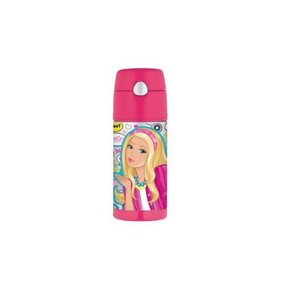 Thermos Funtainer Bottle 12-Ounce กระติกเก็บอุณหภูมิ Barbie ...