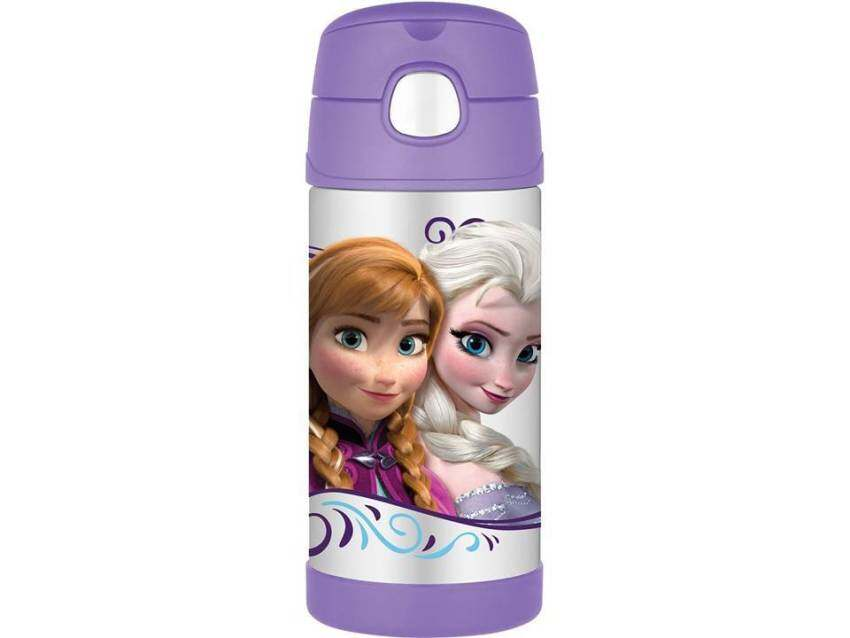 Thermos FUNtainer Bottle, 12-Ounce กระติกเก็บอุณหภูมิ Frozen ...
