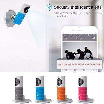Wireless Wifi Baby Monitor 720 IP Camera Intelligent Alerts Nightvision Intercom Wifi Camera support iOS Android-EU
