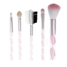 5pcs Cosmetic Makeup Brush Lip Makeup Brush Eyeshadow Brush - Intl ราคา 168 บาท(-68%)