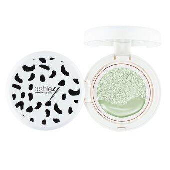 Ashley แป้งคูชั่น แป้งน้ำคูชั่น Air Cushion BB Cream (No.3 – Green)