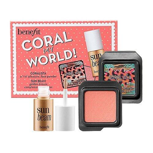 Benefit Coral my World (coralista 3 g. + sun beam 4 ml.) ...