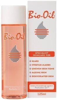 Bio Oil ไบโอออยล์ บำรุงผิวแตกลายและรอยแผลเป็น 125 ml.