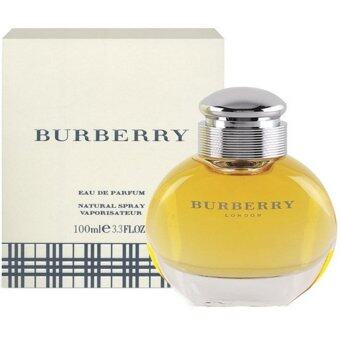 Burberry น้ำหอม Burberry for women classic or london EDP 100 ml.(รุ่นเก่า)