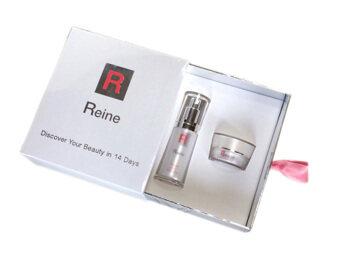 Champ Reine Collagen Vit-C Gold Serum+++15ml.+Rejuvenation Perfect Bright Skin+++10g.