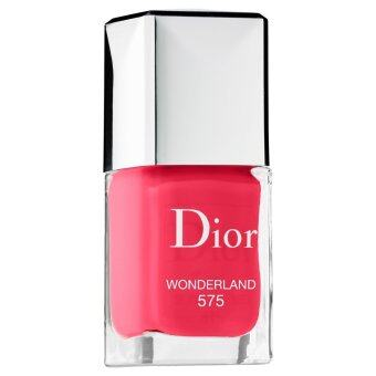 CHRISTIAN DIOR Dior Vernis Gel Shine and Long Wear Nail Lacquer 575 WONDERLAND 10ml. (TESTER)