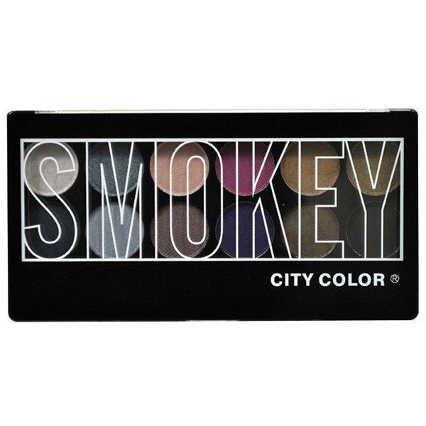 City color 13 Well eye Shadow Smokey
