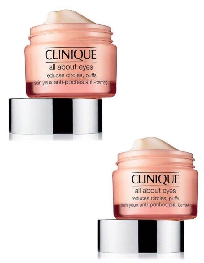 Clinique All About Eyes 7ml (2 กระปุก) ...