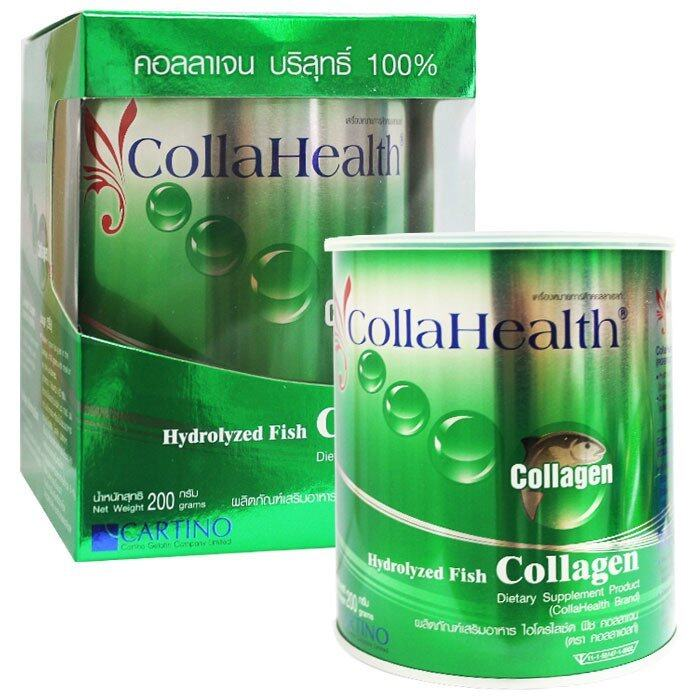 Collahealth Collagen คอลลาเจนบริสุทธิ์ 200 g.