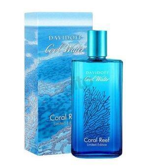 Davidoff น้ำหอม Davidoff Cool Water Woman Coral Reef Edition for men 125 ml.
