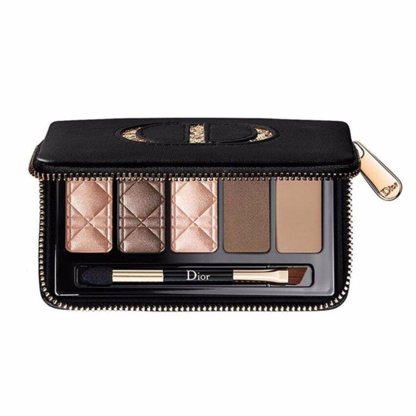 Dior Holiday Couture Collection Total Glow Nude Palette Limited Edition ...