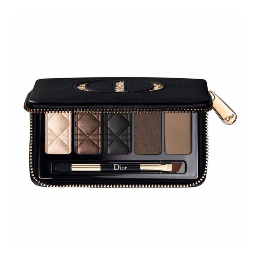 Dior Holiday Couture Collection Total Matte Smoky Palette Limited Edition ...
