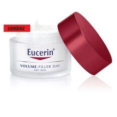 Eucerin Volume-Filler Day Cream Spf15+ Uva 50ml ราคา 1,755 บาท(-45%)