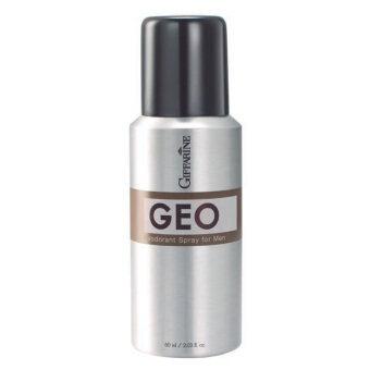 Giffarine สเปรย์ระงับกลิ่นกาย Geo Deodorant Spray