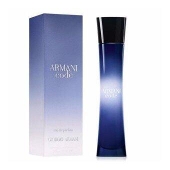 Giorgio Armani Code Donna For Women EDP 75ml (พร้อมกล่อง)