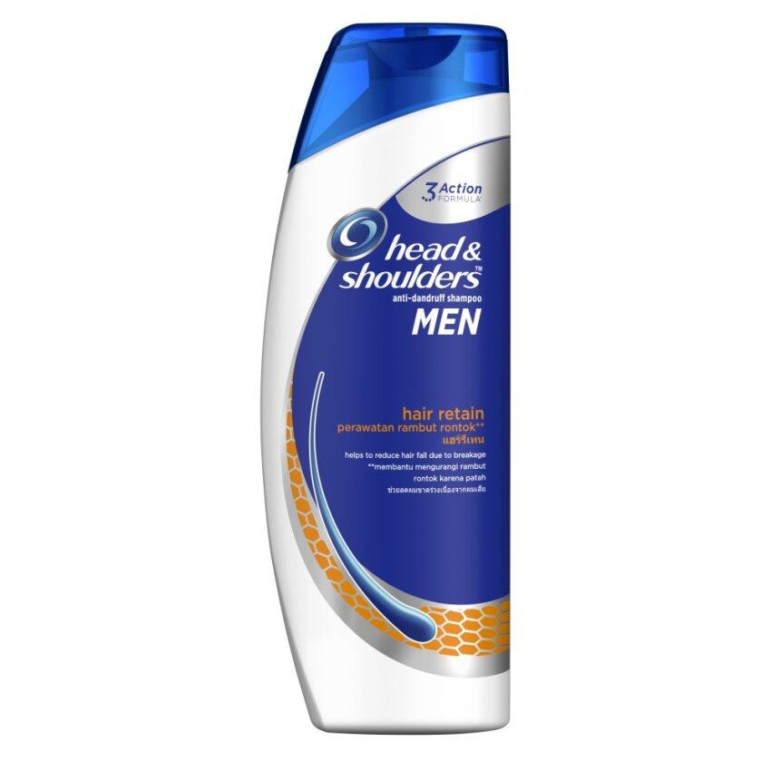 Head&Shoulders Anti-dandruff For Men Hair Retain Shampoo 315ml