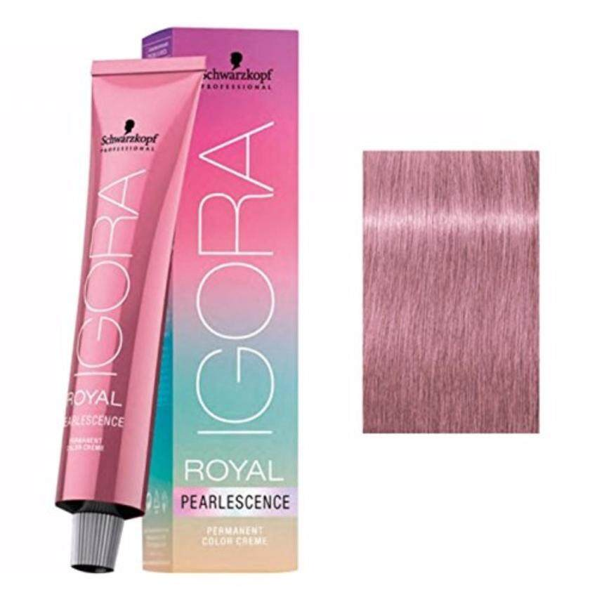 Igora Royal Pearlescence P11-89 Ultra Blonde Plus Coral 60ml.*2 ...