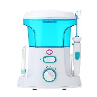 Electric Oral Irrigator with 7pcs Nozzles Gum Care Teeth Cleaning Set