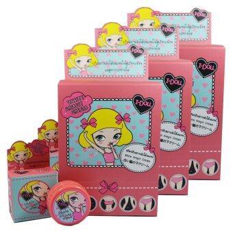 I-Doll White Armpit Cream ครีมรักแร้ขาว กล่องใหญ่ บรรจุ 12 กล่องเล็ก (3 กล่อง)