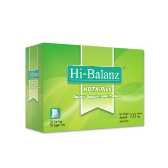 Hi-Balanz KDTX Plus Detox Full System 5 ซอง /กล่อง (จำนวน 3 กล่อง) (image 0)