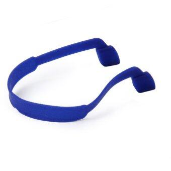Silicone Eyeglasses Strap Cord Holder for Children - Blue