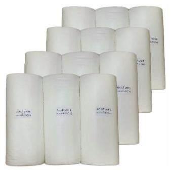 BABYKIDS95 กระดาษเยื่อไผ่ สำหรับผ้าอ้อมผู้ใหญ่ 12 ม้วน (สีขาว)