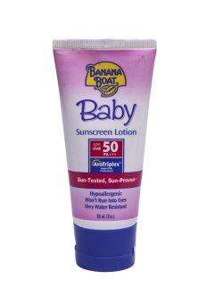 Banana Boat Baby Lotion SPF 50 Pa+++ 90 Ml.