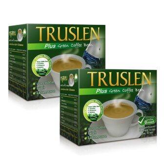 Truslen Plus Green Coffee Bean 10 Pc. แพ็คคู่