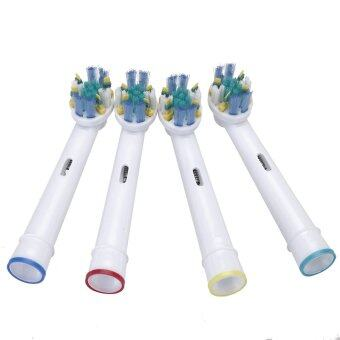 Buytra Electric Tooth brush Heads Replacement 4pcs
