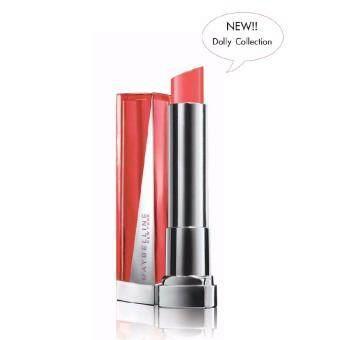 เมย์เบลลีน ลิป ฟลัช บาย คัลเลอร์เซนเซชั่นแนล ฮันนี่ คิส Maybelline Lip Flush By Color Sensational Honey Kiss