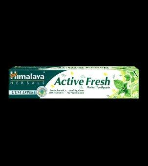 himalayabybeauty Himalaya Active Fresh Gum Expert Herbal Toothpaste