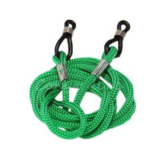 HomeGarden Glasses Strap Neck Cord Adjustable Green