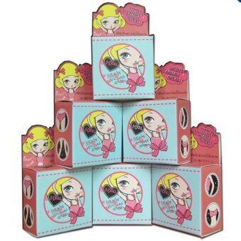 I-Doll White Armpit Cream ครีมรักแร้ขาว ลดกลิ่นตัว กลิ่นกาย หัวนมชมพู แก้ ข้อศอก หัวเข่า ขาหนีบ ส้นเท้า ดำ ใน 7 วัน ขนาด 5 กรัม (6 กล่อง)