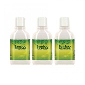 ฺBamboo Mouthwash 300 ml x 3