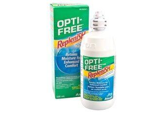 ALCON OPTI-FREE RepleniSH ออฟติ-ฟรีรีเพลนิช 2X300ML