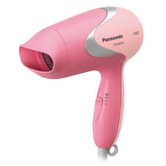 Panasonic Hair Dryer รุ่น ND12 1000W ( สีชมพู )