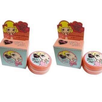 I-Doll White Armpit Cream ครีมรักแร้ขาว ลดกลิ่นตัว ขนาด 5 กรัม (2 กล่อง)