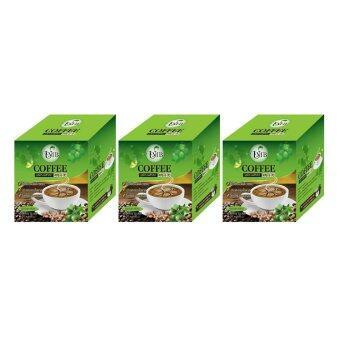 UMB Sacha Inchi Coffee Mix กาแฟถั่วดาวอินคา รสกลมกล่อมชนิดกล่อง 12 ซอง 3 กล่อง